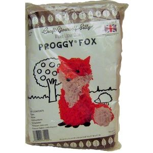 Craft Yourself Silly Make Your Own Proggy Fox Kit